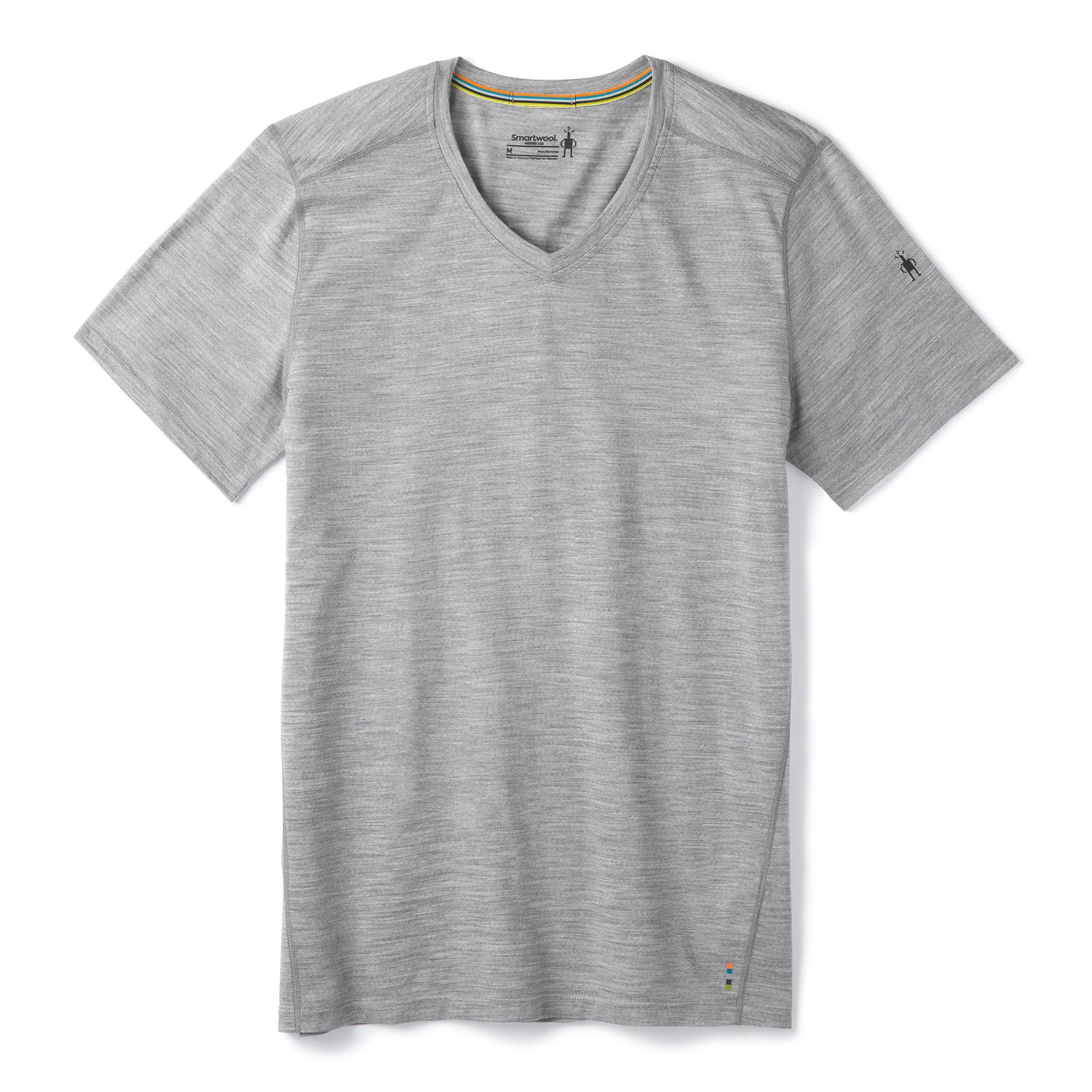 Men's Merino 150 Short Sleeve V-Neck