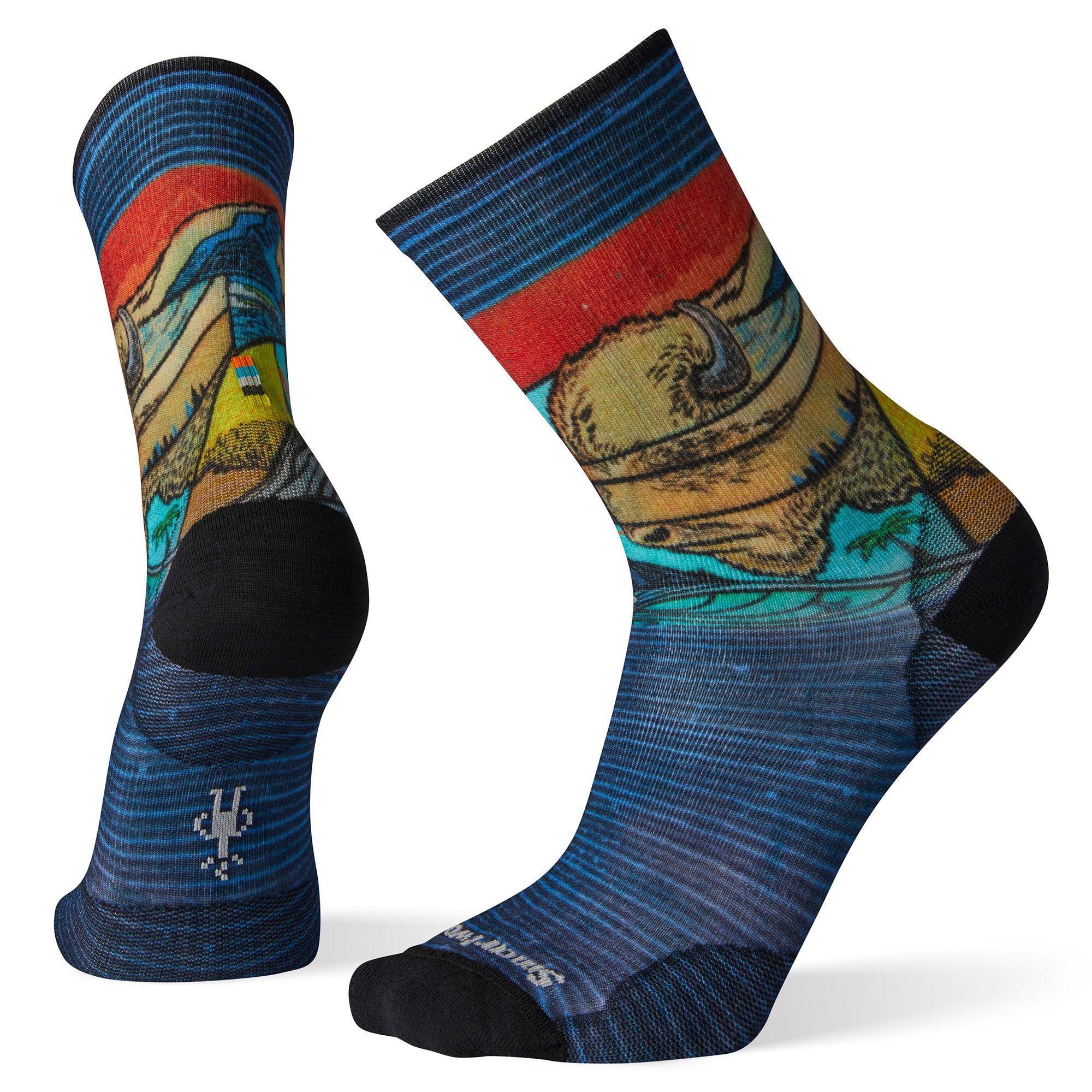 Men's Curated Buffalangalo Crew Socks