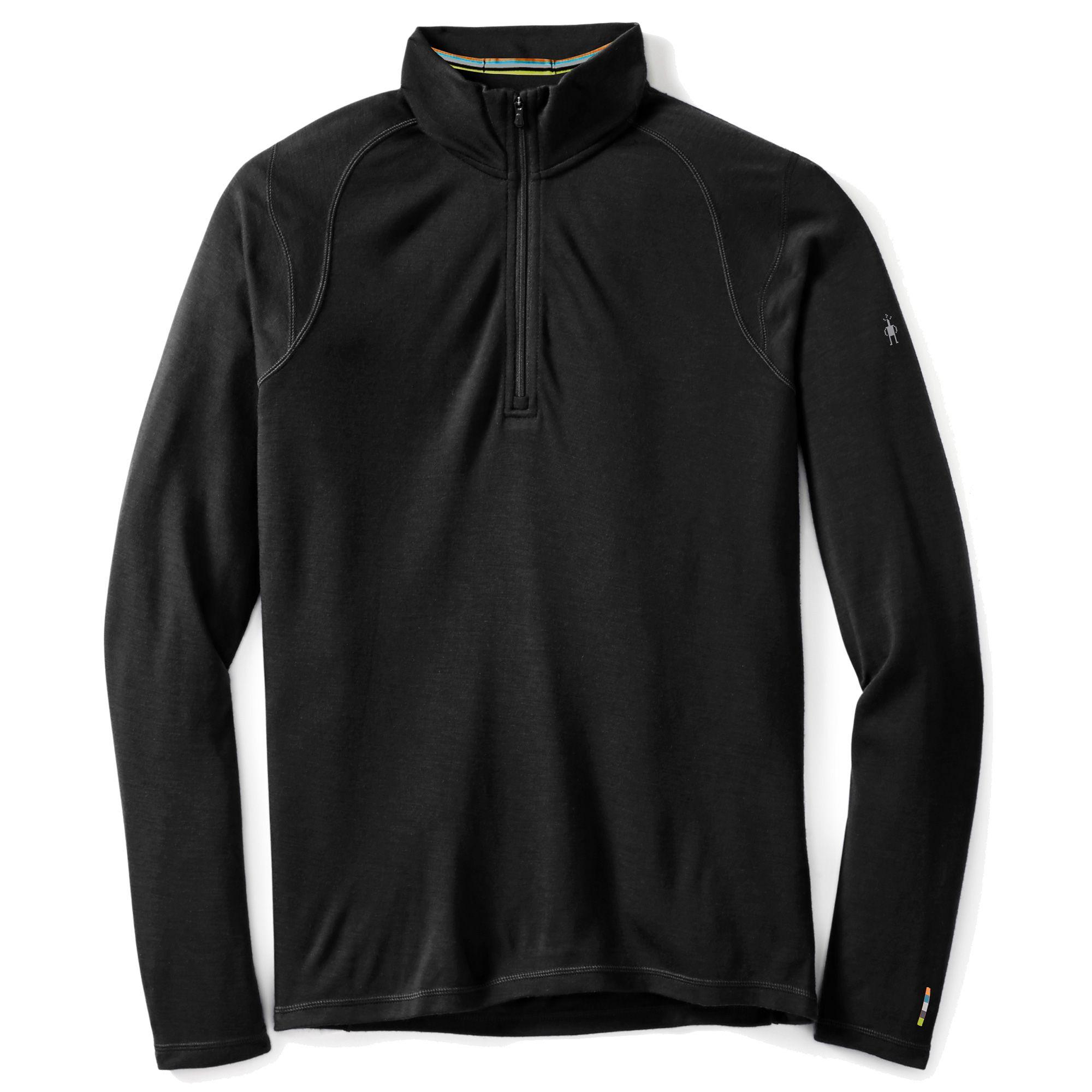 Vêtement de base à demi-glissière Merino 250 pour hommes