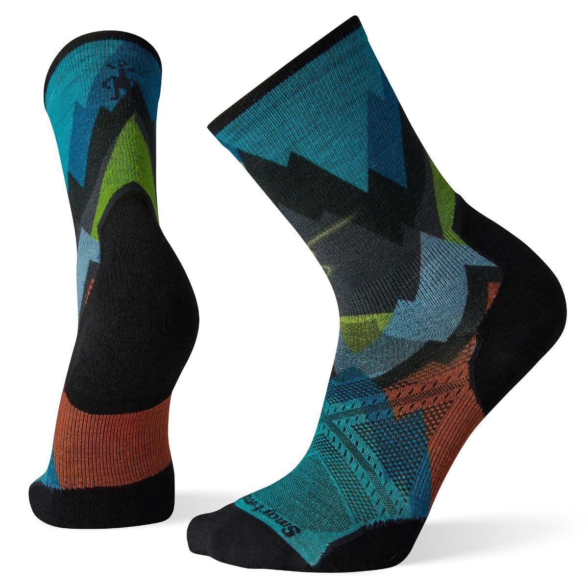 PhD® Pro Endurance Print Crew Socks