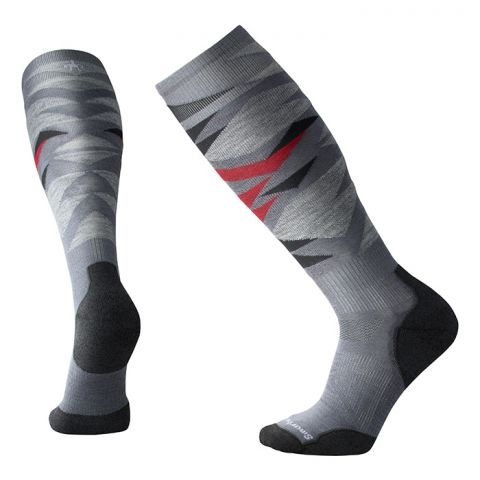 PhD® Ski Light Pattern Socks