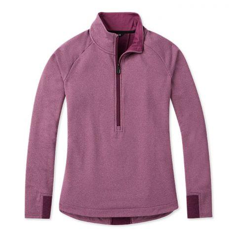 Women's Merino Sport Fleece 1/2 Zip Pullover
