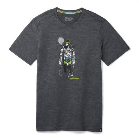 T-shirt Merino Sport 150 Game of Ghosts pour hommes