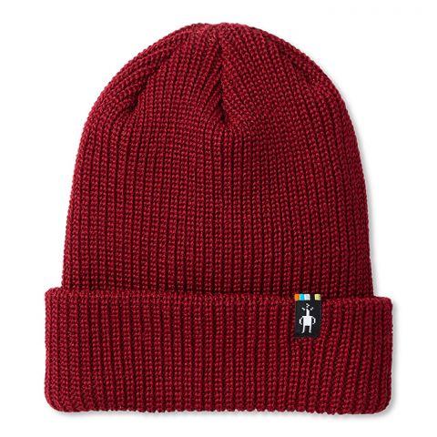 Men's Snow Seeker Ribbed Cuff Hat