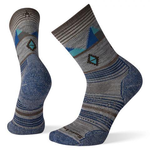 PhD® Outdoor Light Pattern Crew Socks