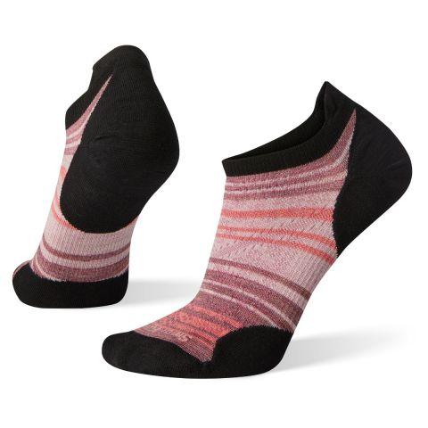 Women's PhD® Run Ultra Light Striped Micro Socks