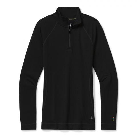 Vêtement de base à demi-glissière Merino250 pour femmes