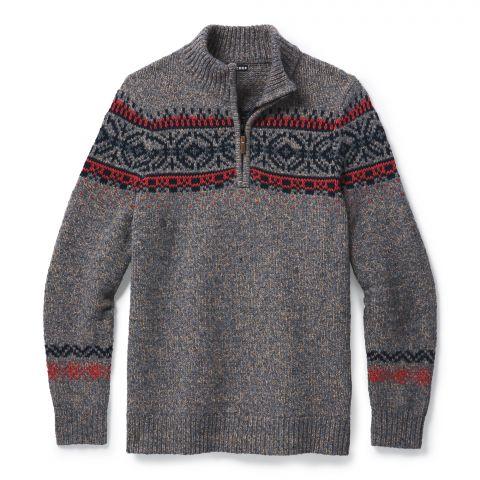Men's CHUP Hansker Half Zip Sweater