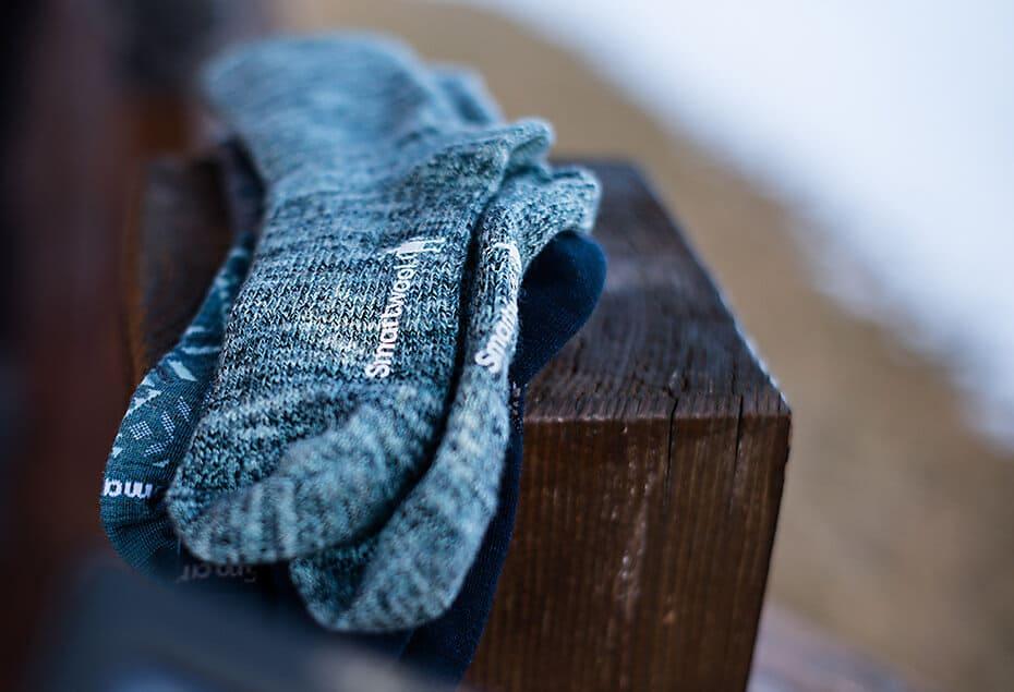 Smartwool chaussettes merino