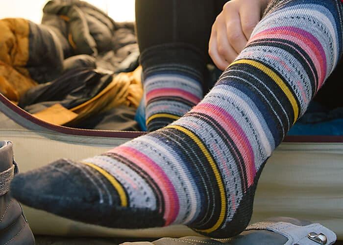 Chaussettes en laine merino Smartwool