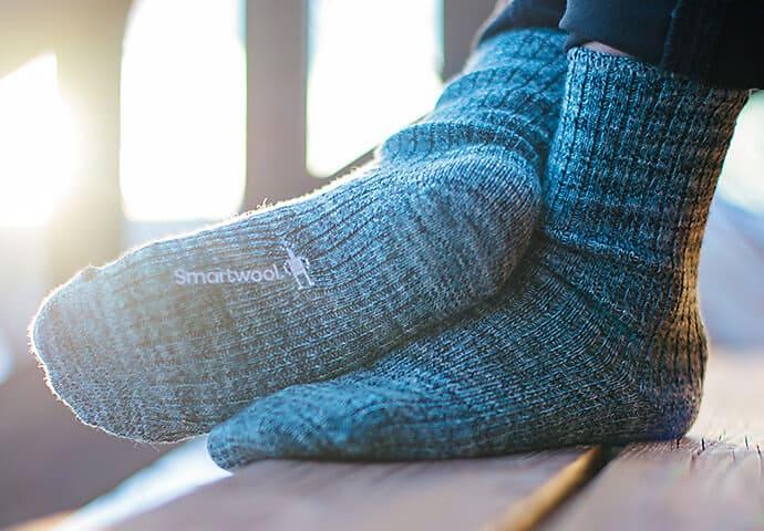Smartwool socks product